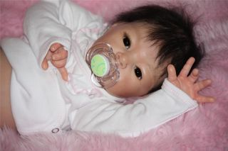 Reborn Baby Girl Mila Kit of Adrie Staete