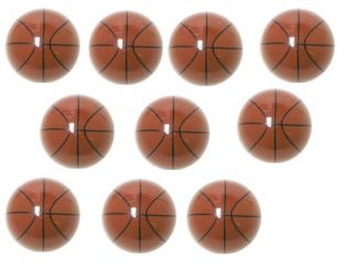 Basketball Cake Toppers Basket Ball Cupcake Topper Decoration Decorations Party