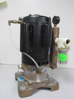 Dental EZ Custom Air 2HP Model CV 102 Suction Vacuum Pump