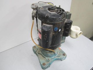 DentalEZ Model CV 102 Dental Suction Vacuum Pump for Parts or Repair