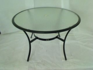 Hampton Bay Santa Maria Patio Dining Table Table Only