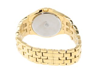 Bulova Mens Crystal 98b174 Yellow Gold 2
