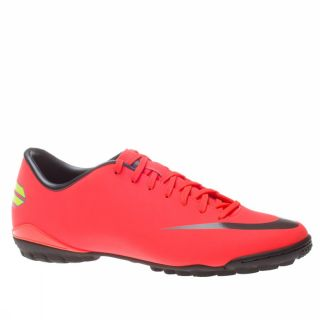 Nike Mercurial Victory 3 TF US Size Coral Trainers Shoes Mens Soccer New