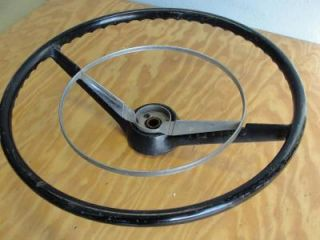 1955 1956 Chevy Bel Air 150 210 Steering Wheel