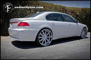 20inch AC Forged for Lexus Altima Impala Infiniti Jaguar Wheels Rims 3pc Forged