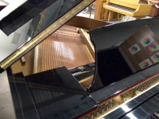 "Boston Baby Grand Piano GP 156 Polished Ebony 5'1"" 2001"