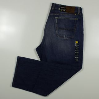 Mens Lucky Brand 181 Mid Rise Relaxed Straight Leg Jeans Size 40x30