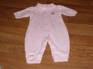 Duck Duck GOOSE 1 PC Outfit Used Infant Baby Girls Clothing Clothes 0 3 Months