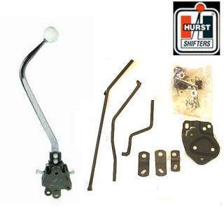 4 Speed Shifter Kit Chevy GM Pickup Truck Early GM BW T10 Custom Installation
