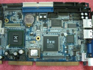 Protech Systems Prox F501 PICMG CPU Card Prox F501LF 17 106 050110 Single Board
