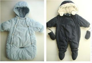 Mirtillo Italy Top Quality Baby New Born Overall Coat Fleece Best Warm Gift
