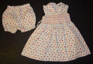 20 Pieces Vintage Baby Girl Clothes Lot Size 18 24 Months