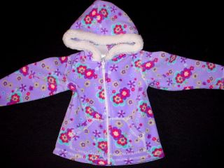 Baby Girl Tops Over Coat Sweater Jacket 18 24 Months Fall Winter Clothes Lot