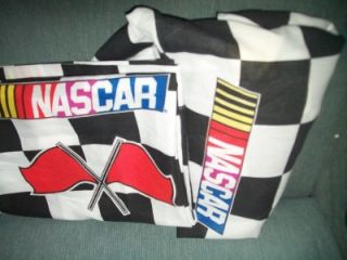 NASCAR Youth Bed Fitted and Flat Sheets Sheet Set Racer Striped No Pillow Case