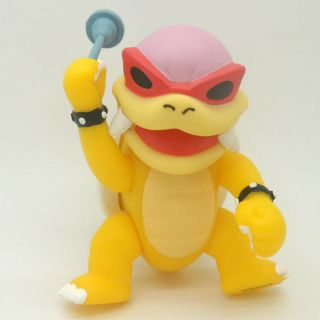 Super Mario Bros Roy Koopa Action Figure New