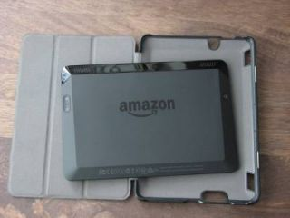"Kindle Fire HDX 7"" Tablet Android WiFi eReader 32GB Poetic Slimline Case"