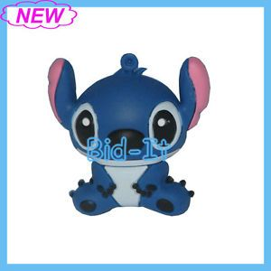 Brand New 8GB Dark Blue Cartoon Stitch USB 2 0 Flash Memory Pen Drive