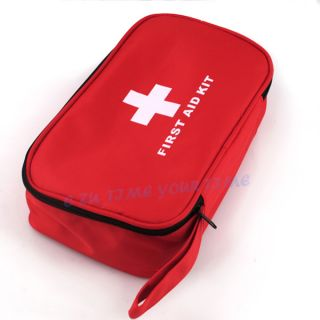 51pcs Emergency Medical Bag First Aid Kit Pack Travel Survival Treatment Rescue