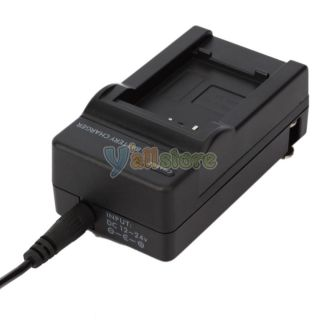 DMW BCG10 Battery Charger for Panasonic Lumix DMC ZS3
