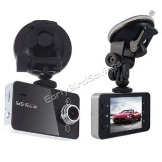 1080p Full HD Motion Mini Car DVR Video Camera Recorder G Sensor Night Vision