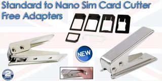 Micro Sim Card Cutter Maker 2 Adapter for Nokia Lumia 920 900 820 800 710 Nextg