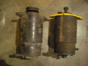 Cub Cadet 70 169 Starter Generators Parts or Fix
