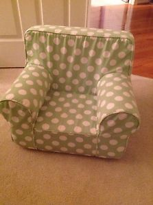 Pottery Barn Kids Anywhere Chair Insert and Slipcover