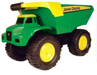 John Deere Big Scoop 21' Dump Truck Toy Kids Play Sandbox Outdoor Construction