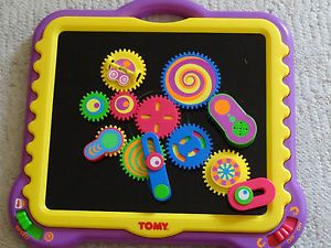 Tomy Gearation Toys & Hobbies