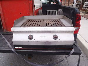 Garland Commercial Range Grill Griddle Electric Stainless Steel Used