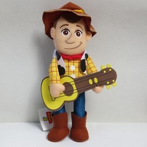 1× Babies Kids Children Disney Character TV Movie Toy Story Woody Soft Doll Toys