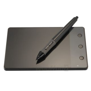USB Writing Drawing Graphics Board Tablet 3x2 3 inch Wireless Digital Pen