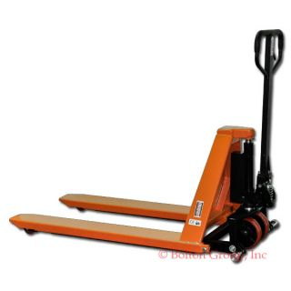Bolton Tools New Manual Scissor High Lift Pallet Truck 2200 lb GS100
