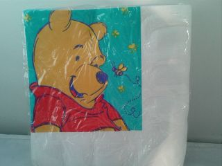 Disney Winnie The Pooh's First Birthday Party Baby Shower Supply Napkins Lot 16