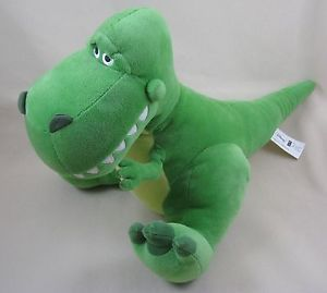 Disney Kohl's Kids Toy Story Green T Rex Dinosaur Stuffed Animal Plush Toy