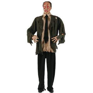 Standing Zombie Animated Prop Animated Standing Zombie Standing Prop Animated