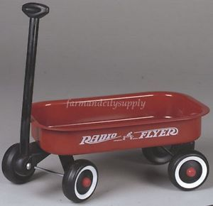 Radio Flyer 5 Kids Mini Toy Little Red Wagon Children
