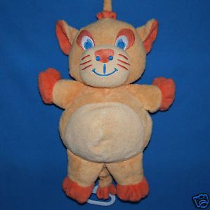 Disney Baby Lion King Musical Pull Toy Plush Kids II 2
