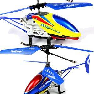 Newest Mini 2 Channel I R RC Remote Control Colorful Helicopter Kids Toy Gifts