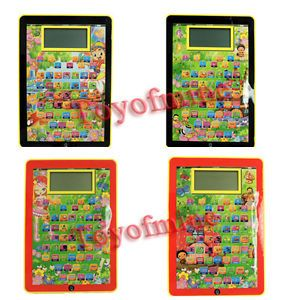 Kids Child Learning English Educational Computer Tablet Toys FOR3 Kids