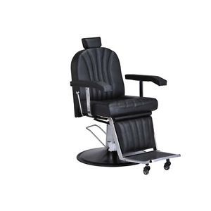 Barber Chair Beauty Salon All Purpose Hydraulic Reclining Chairs European Design