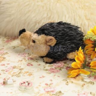Kids Learn Play Animal Story Toy Stuffed Plush Hedgehog Doll Party Gift Soft New