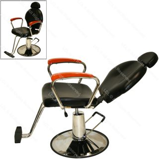 Hydraulic All Purpose Barber Chair Styling Cutting Hair Beauty Salon Equipment