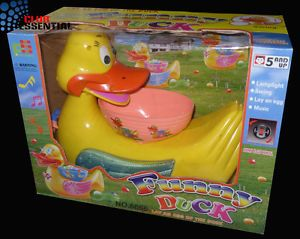 Funny Duck Kids Toy Lay An Egg of The Duck