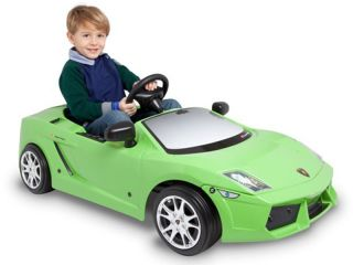 New Kids Lamborghini Battery Operated Childs Ride on Power Sports Car Toy