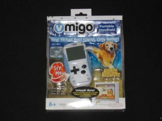 Vmigo Portable Handheld Golden Retriever Virtual Pet