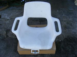 Scopinich Fighting Chair Pro Line Seat Aluminum Pedestal Marine Boat