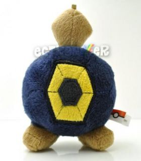 "5"" New RARE Pokemon Roggenrola Soft Plush Toy Doll PC1725"