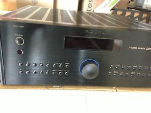 Rotel RSX 1550 Home Theater Surround Receiver