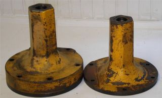 Cub Cadet 100 Lawn Garden Tractor Rear Axles Housings